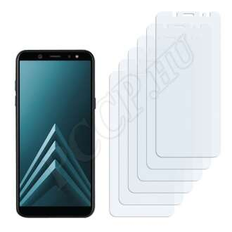 Samsung Galaxy A6 (2018) kijelzővédő fólia