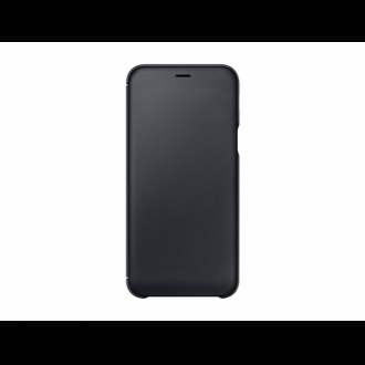 Samsung Galaxy A6 fekete flip cover tok