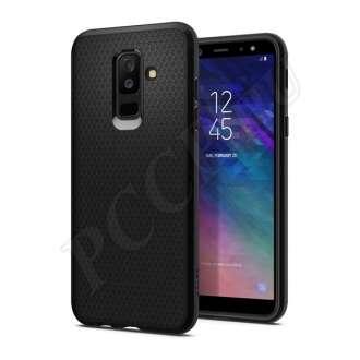 Samsung Galaxy A6 Plus fekete hátlap