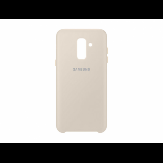 Samsung Galaxy A6 Plus arany hátlap
