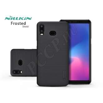 Samsung Galaxy A6S (2018) fekete hátlap