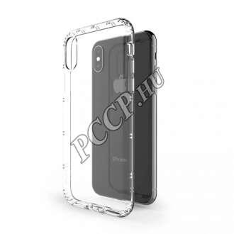 Samsung Galaxy A8 (2018) átlátszó szilikon hátlap