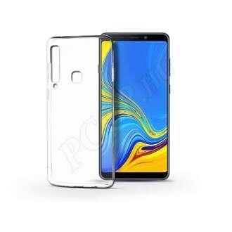 Samsung Galaxy A9 (2018) átlátszó szilikon hátlap