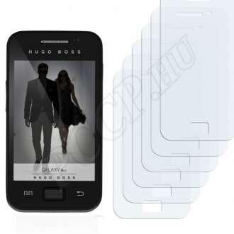 Samsung Galaxy Ace Hugo Boss kijelzővédő fólia