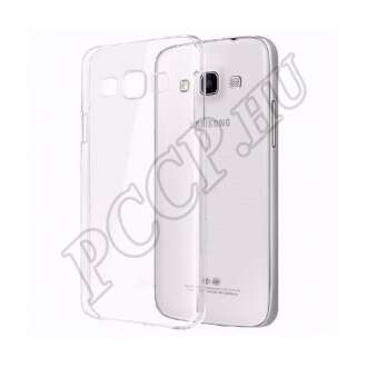 Samsung Galaxy J3 (2016) átlátszó szilikon hátlap