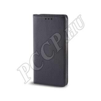 Samsung Galaxy J3 (2016) fekete flip tok