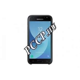 Samsung Galaxy J3 (2017) fekete Protective cover hátlap