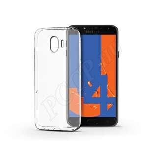 Samsung Galaxy J4 (2018) átlátszó szilikon hátlap