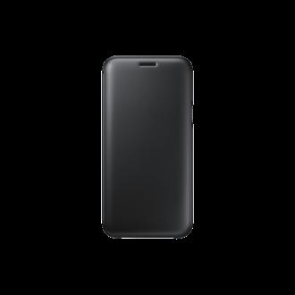 Samsung Galaxy J5 (2017) fekete book cover tok