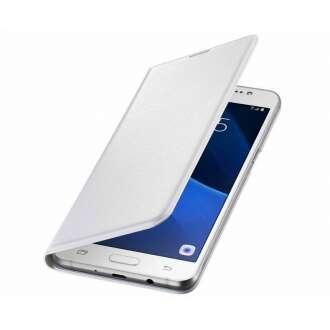 Samsung Galaxy J5 (2016) fehér book cover tok