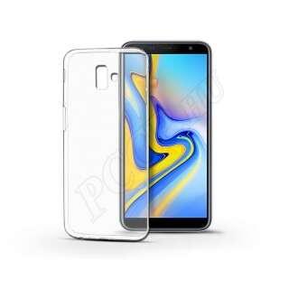 Samsung Galaxy J6 Plus (2018) átlátszó szilikon hátlap