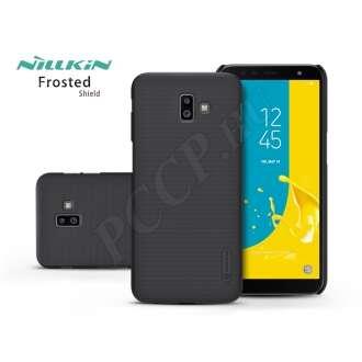 Samsung Galaxy J6 Plus fekete hátlap