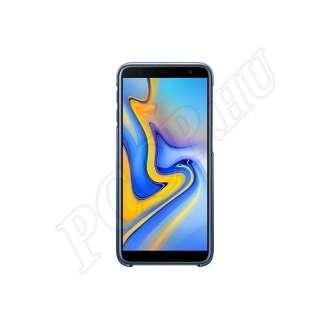 Samsung Galaxy J6 Plus kék színátmenetes gyári hátlap