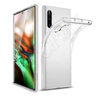Samsung Galaxy Note 10 átlátszó hátlap
