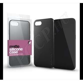 Samsung Galaxy Note 10 Lite fekete ultravékony szilikon hátlap - Xprotector