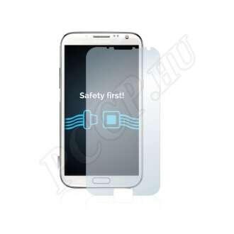 Samsung Galaxy Note 2 II N7105 kijelzővédő fólia