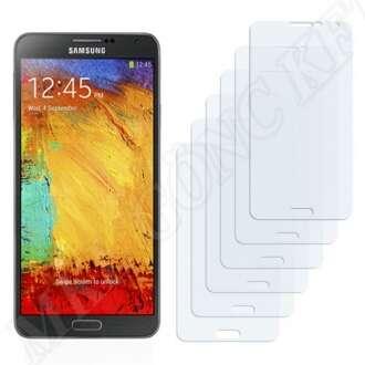 Samsung Galaxy Note 3 kijelzővédő fólia