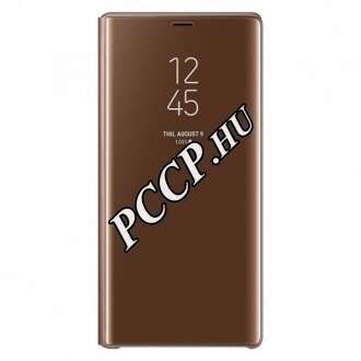 Samsung Galaxy Note 9 barna cover tok