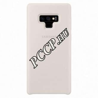 Samsung Galaxy Note 9 fehér szilikon hátlap