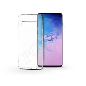 Samsung Galaxy S10 átlátszó szilikon hátlap