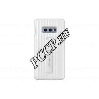 Samsung Galaxy S10 E fehér cover tok