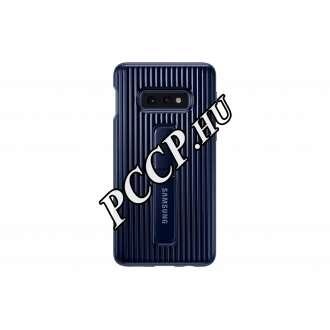 Samsung Galaxy S10 E kék cover tok