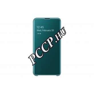 Samsung Galaxy S10 E zöld cover tok