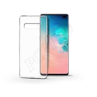 Samsung Galaxy S10 Plus átlátszó szilikon hátlap