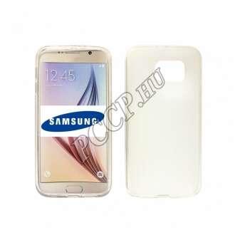 Samsung Galaxy S5 átlátszó vékony szilikon hátlap