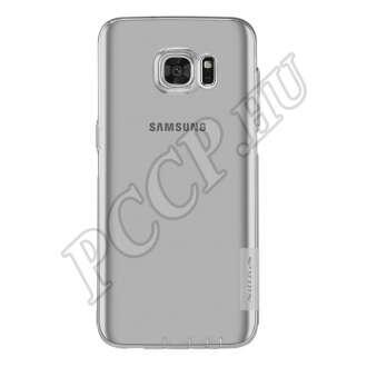 Samsung Galaxy S7 Edge átlátszó hátlap