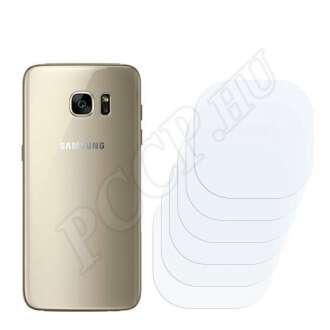 Samsung Galaxy S7 Edge (hátsó kamera) kijelzővédő fólia