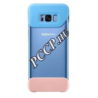 Samsung Galaxy S8 Plus kék hátlap 2db-os