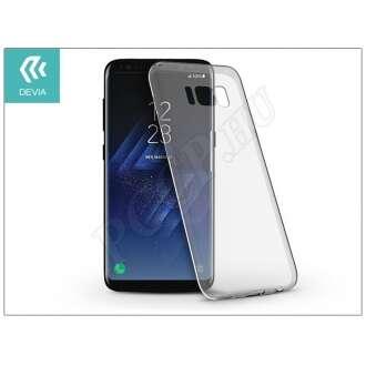 Samsung Galaxy S8 átlátszó szilikon hátlap