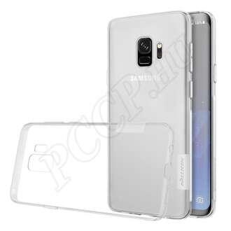 Samsung Galaxy S9 átlátszó hátlap