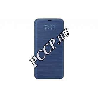 Samsung Galaxy S9 kék cover tok