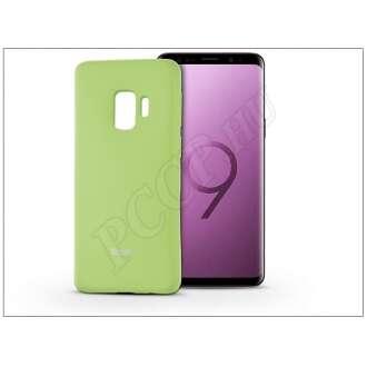 Samsung Galaxy S9 Plus lime szilikon hátlap