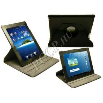 Samsung Galaxy Tab 3 7.0 fekete tablet tartó és tok