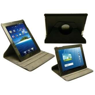 Samsung Galaxy Tab 3 8.0 fekete tablet tartó és tok