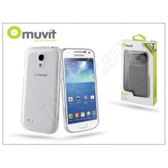Samsung Galaxy S4 Mini átlátszó hátlap