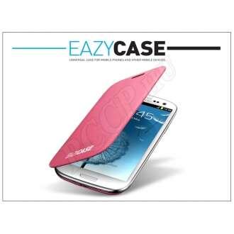 Samsung Galaxy S III pink flip hátlap