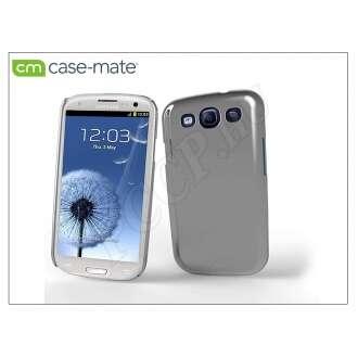 Samsung Galaxy S III metálszürke hátlap