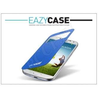 Samsung Galaxy S4 kék flip tok