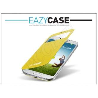 Samsung Galaxy S4 sárga flip tok
