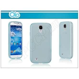 Samsung Galaxy S4 kék szilikon hátlap