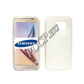 Samsung Galaxy J1 (2016) átlátszó vékony szilikon hátlap
