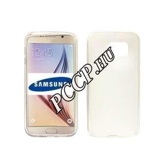 Samsung Galaxy J3 (2016) átlátszó vékony szilikon hátlap