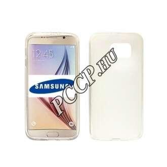 Samsung Galaxy J5 (2016) átlátszó vékony szilikon hátlap