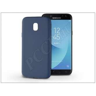 Samsung Galaxy J5 (2017) kék szilikon hátlap