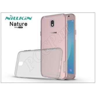 Samsung Galaxy J7 (2017) szürke szilikon hátlap