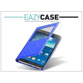 Samsung Galaxy Note 3 kék flip hátlap